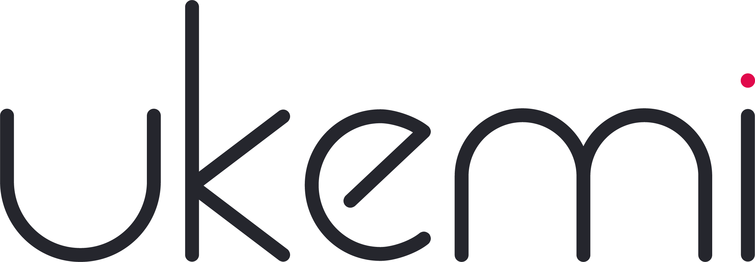 Ukemi Project text logo